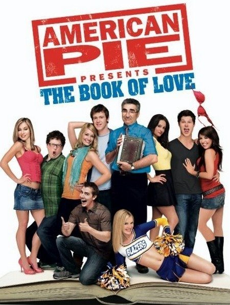 American pie 7 book of love