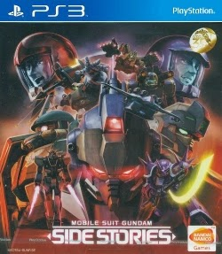 Mobile Suit Gundam Side Stories – PS3