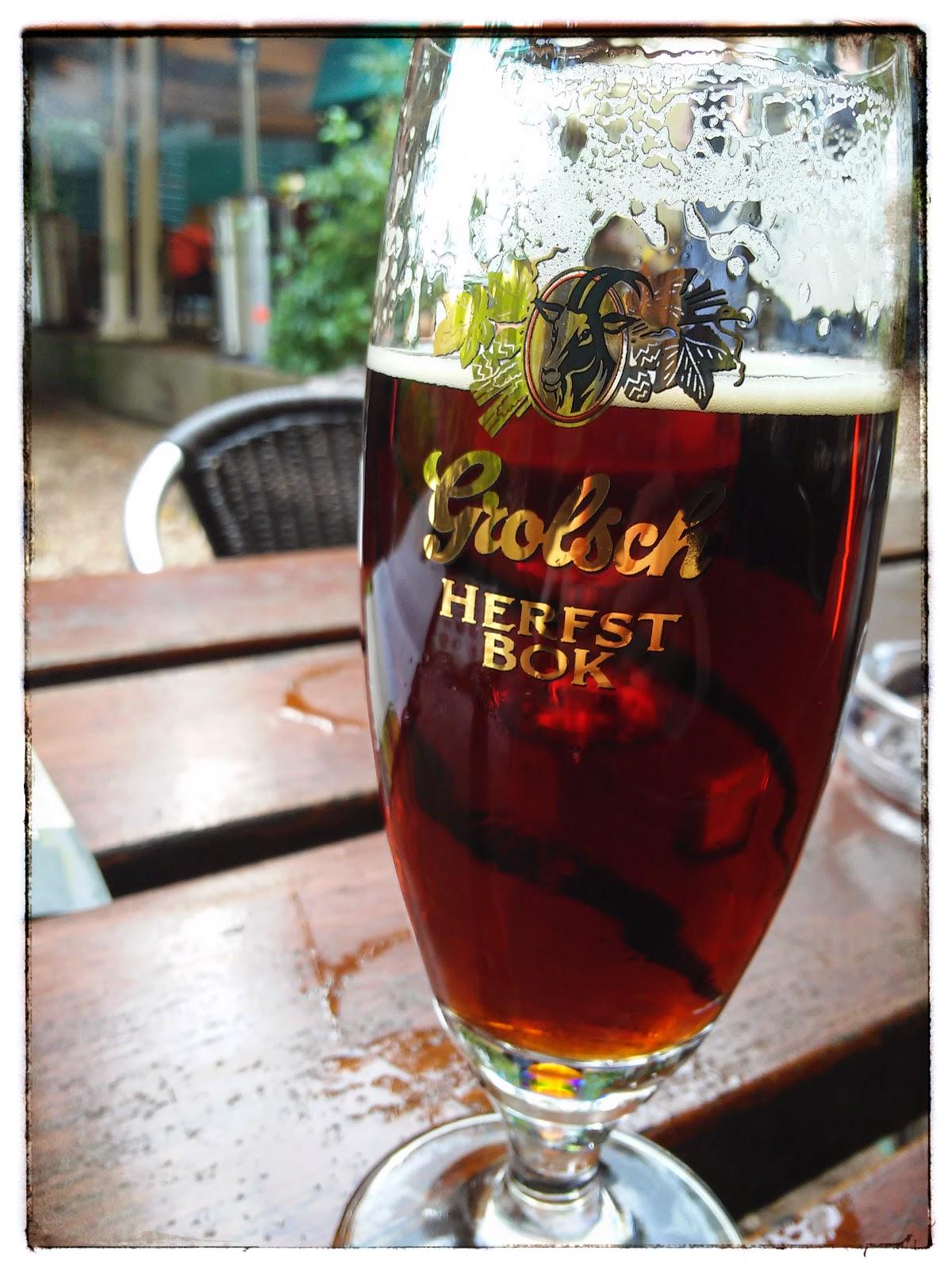 jesienne piwo holenderskie