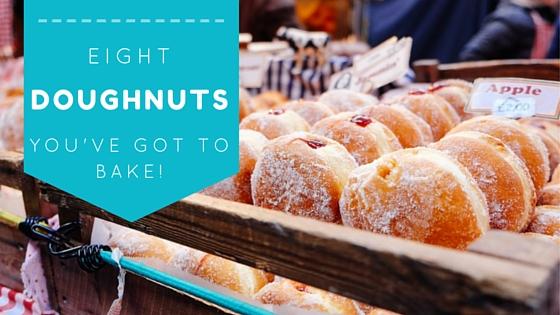 Baked doughnut recipes