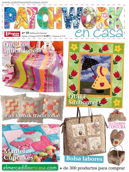 Patchwork en casa patchwork with love sorteo verano 2012 - Casas de patchwork ...