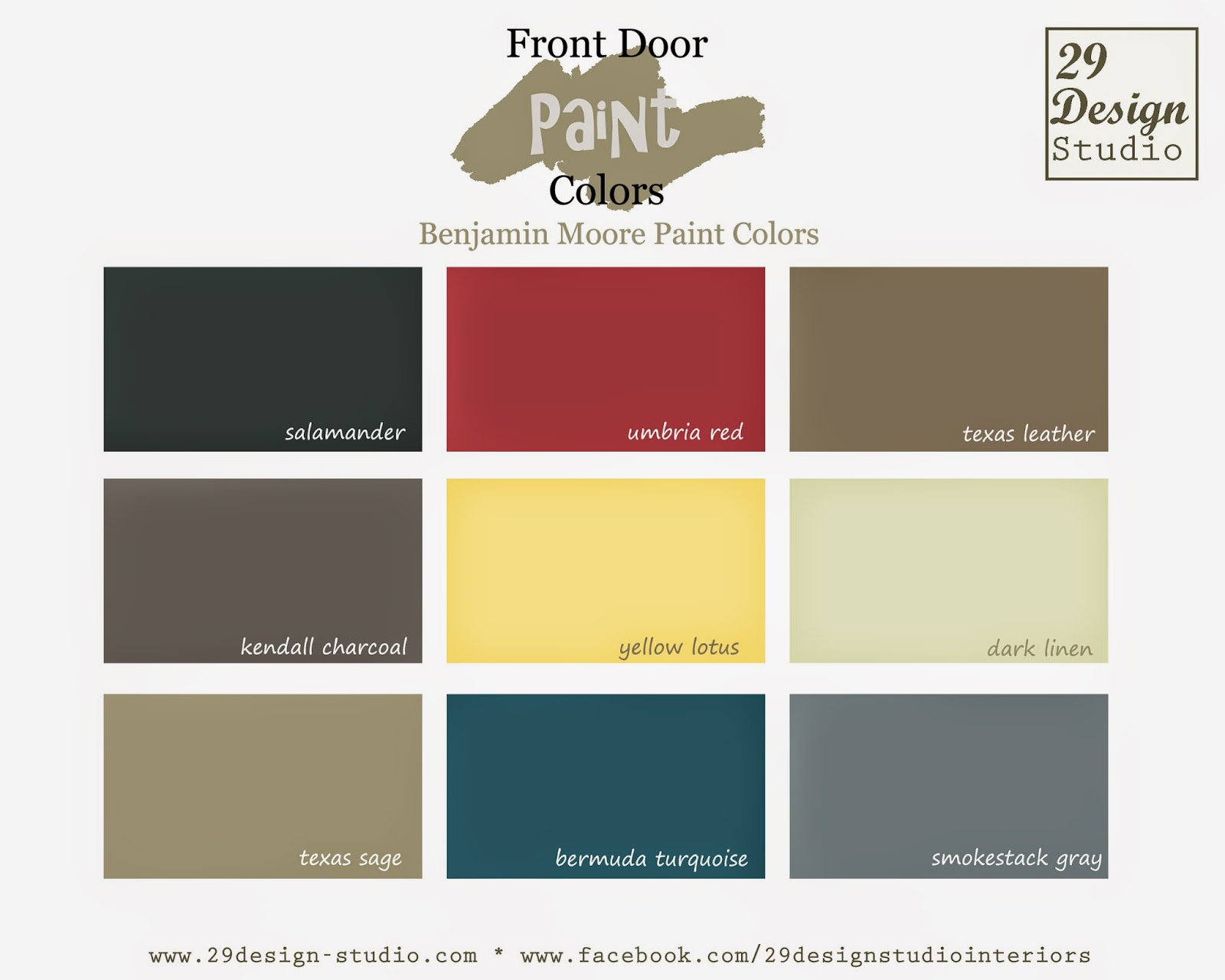 Warm Paint Colors For North Facing Rooms