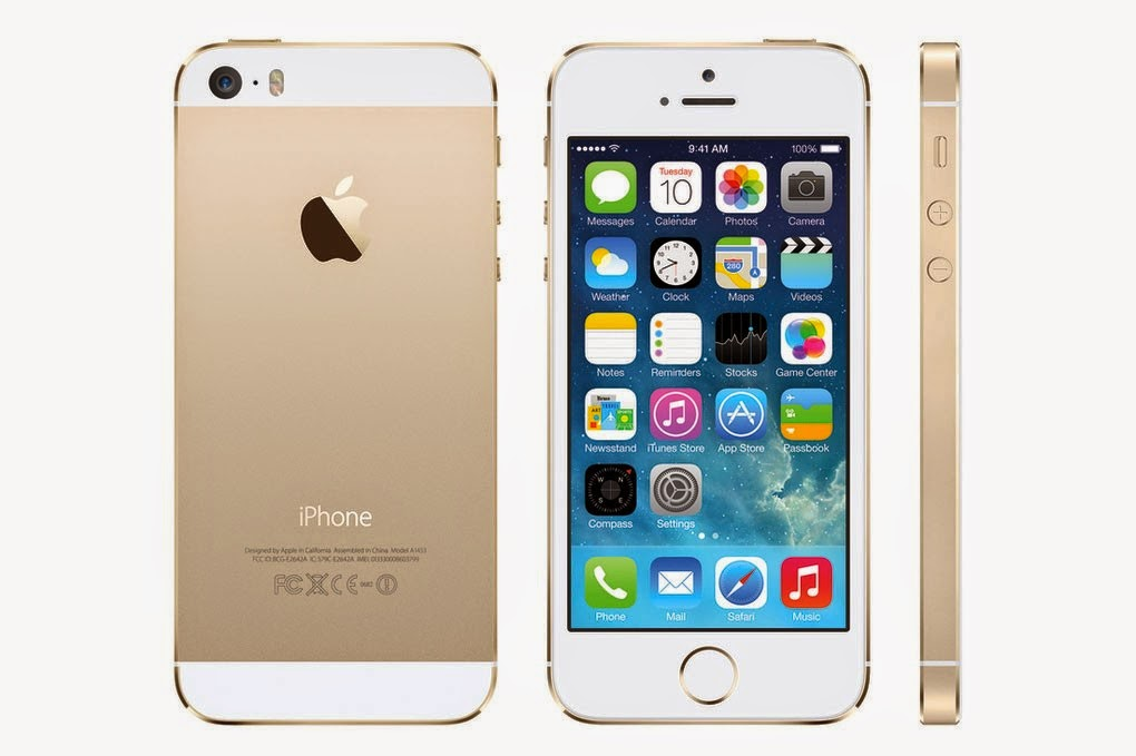 سعر جوال الايفون Apple iPhone 5S فى هايبربنده 2014