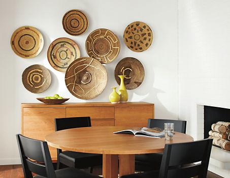 Luxury Makenge African Basket Via Room And Board