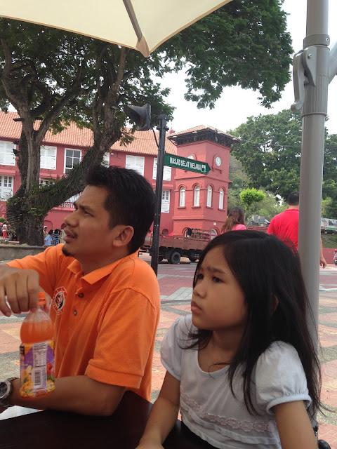 Melaka, Menara Jam, Cendol