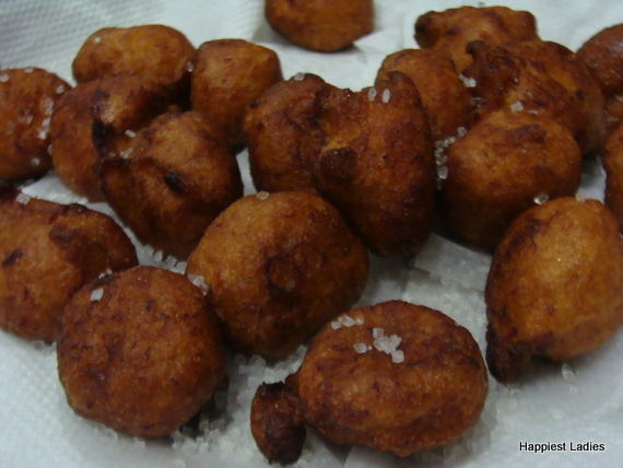 evening snacks ideas fritters