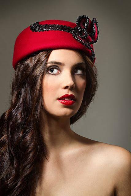 sombrero rojo original oju illa