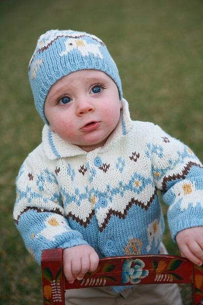 Photo bébé garçon
