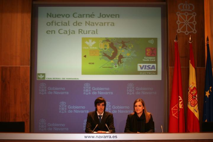 Joven in caja rural de navarra nuevo carn joven for Caja rural de navarra oficinas