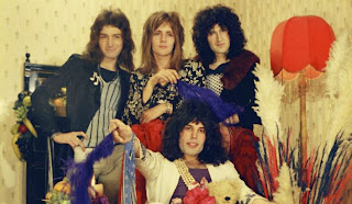 Queen early days