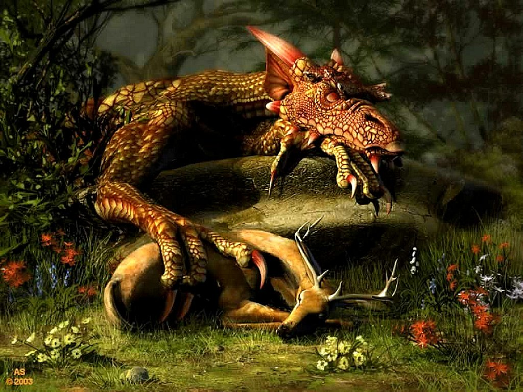 A2z wallpapers dragon 3d wallpapers - Dragon wallpaper 3d ...