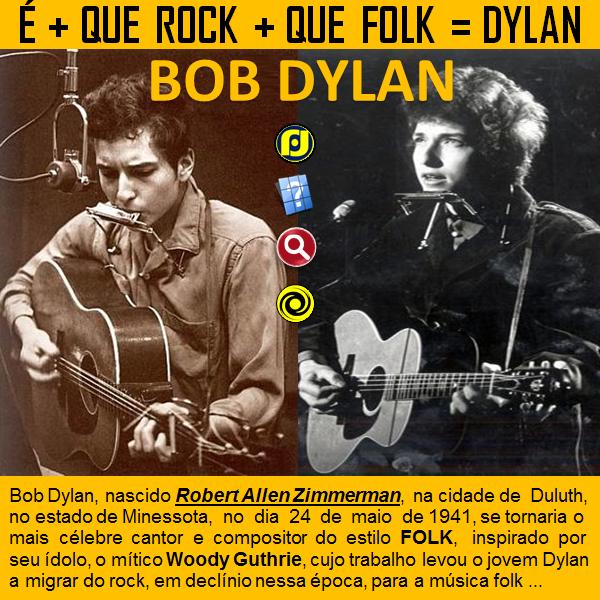 A estrada de Bob Dylan