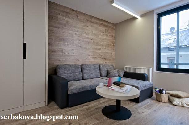 Дизайне интерьера маленькой квартиры