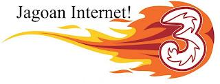 Daftar Harga Paket Internet 3 Terbaru 2013