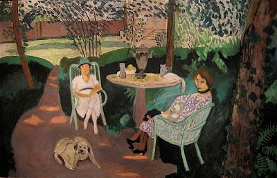 Henri Matisse,Tea, 1919