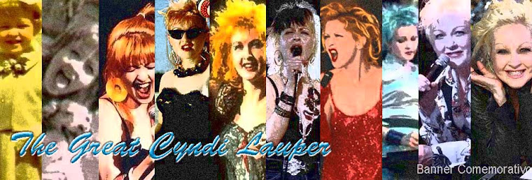The Great Cyndi Lauper