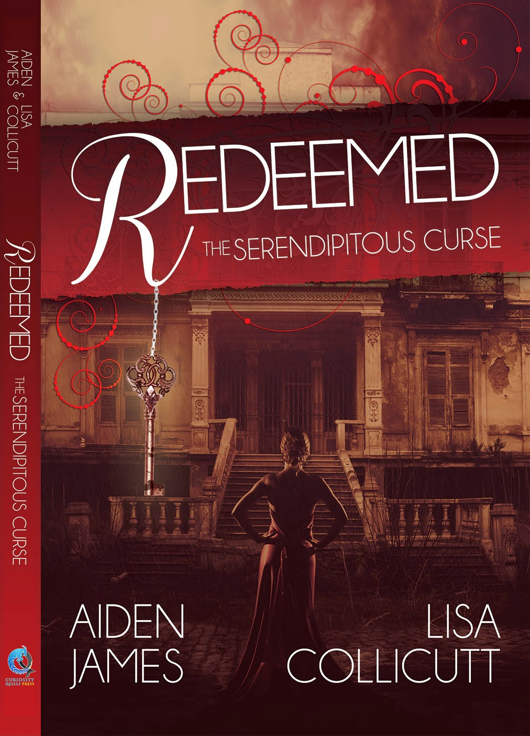 Coming Soon: Redeemed: Book Three