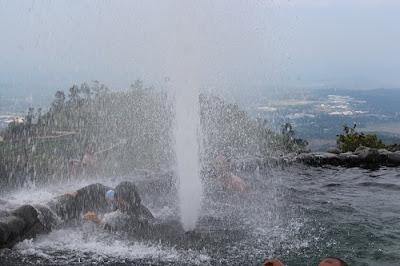 Taman Renang Umbul Sidomukti Bandungan