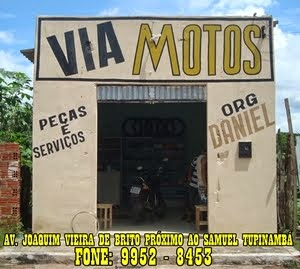 VIA MOTOS ORG. DANIEL