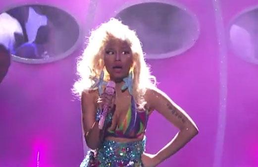 Nicki Minaj Thong American Idol Watch Nicki Minaj Perf...