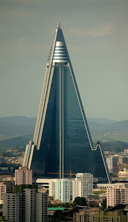 North Korea, Ryugyong Hotel