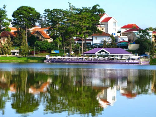 Giá vé các điểm du lịch Đà Lạt 2014