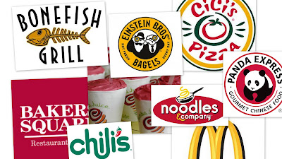 New Printable Restaurant Coupons – Arby's, Pei Wei, Sbarro, Bakers Square and MORE