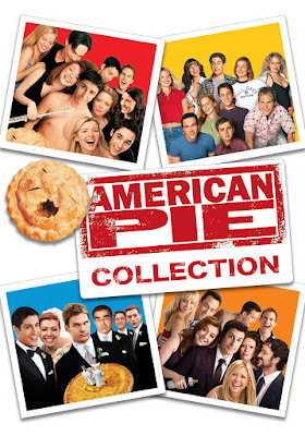 American Pie Coleccion DVD R1 NTSC Latino