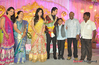 Celebraties at Actor Bharat n Jessy Wedding Reception Photos+%2528115%2529 Actor Bharath n Jessy Wedding Photos