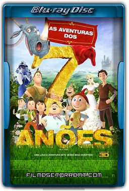 As Aventuras Dos 7 Anões Torrent dublado