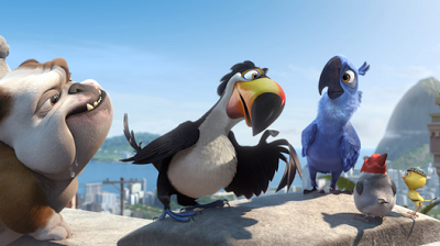 Rio 2 animatedfilmreviews.blogspot.com