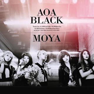 AOA (에이오에이) - MOYA (모야)