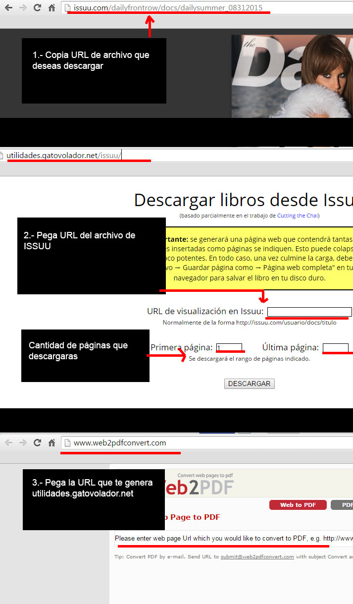 Pdf i how from issuu do