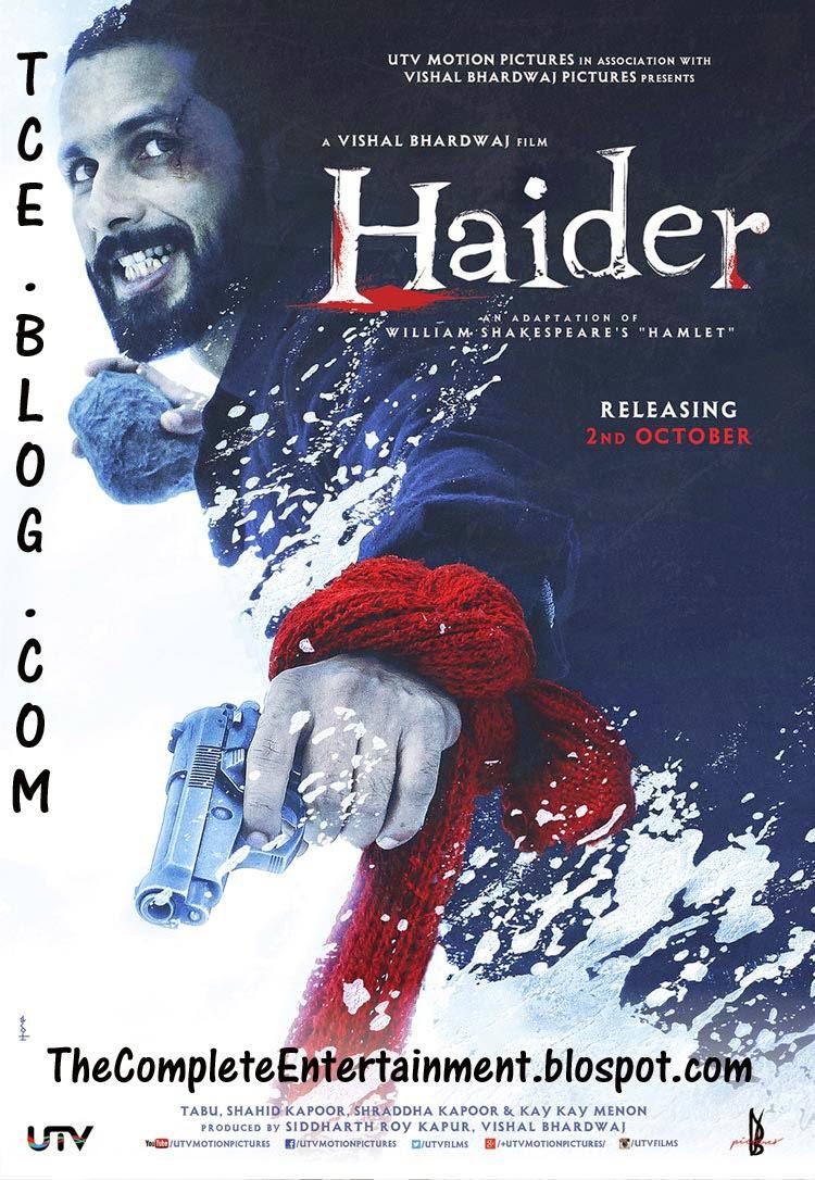 Haider Hindi Movie Mp3 Download
