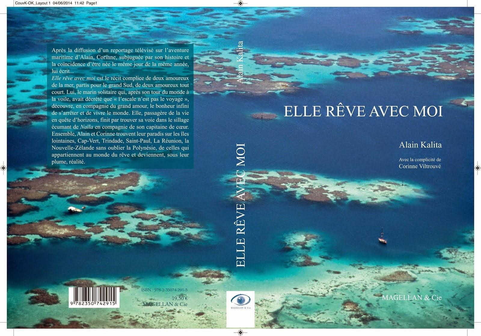ELLE RÊVE AVEC MOI Prix Albatros 2014.................... et Prix Écume de Mer 2015