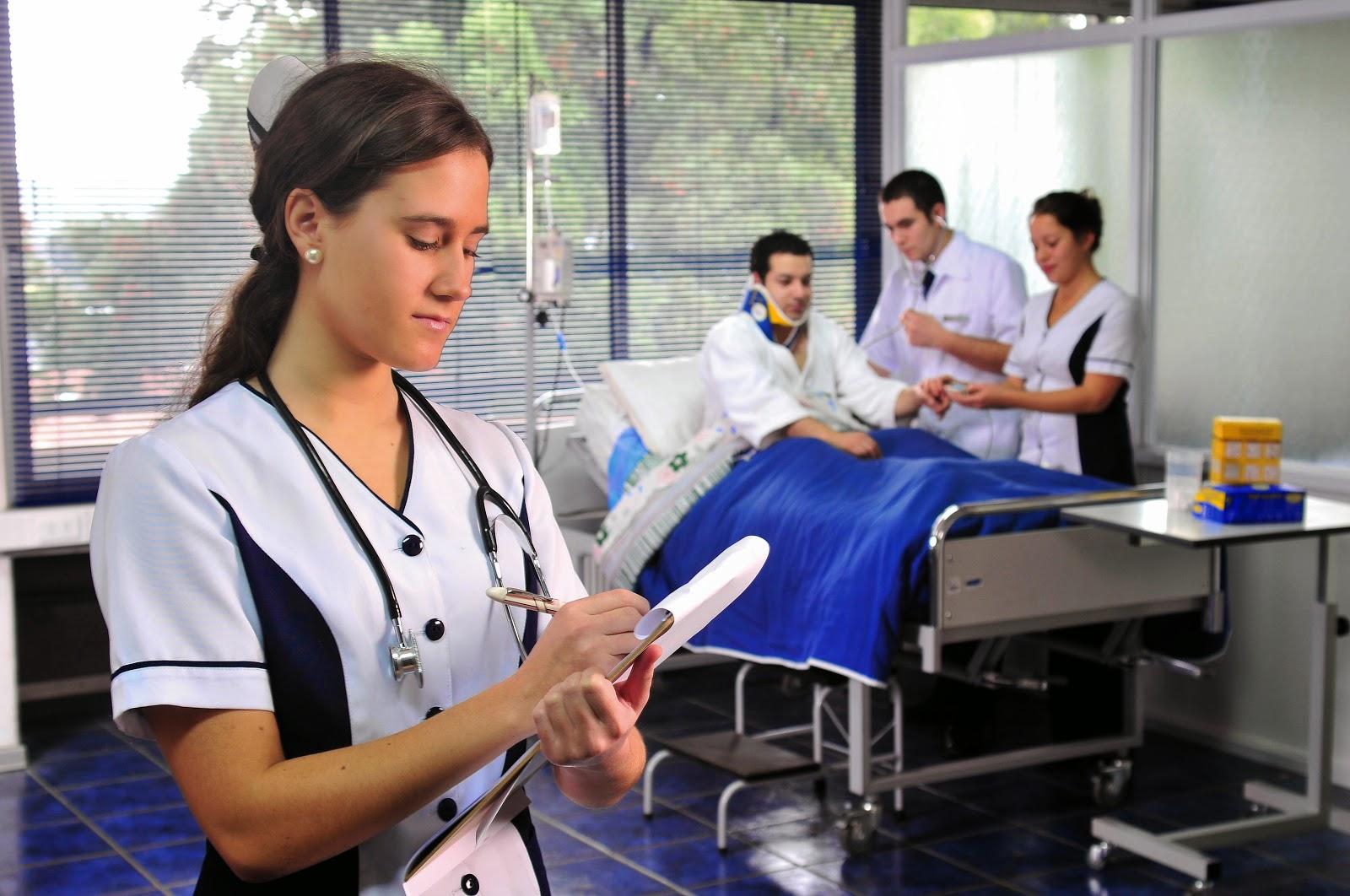 Las enfermeras del turno de noche - 3 6