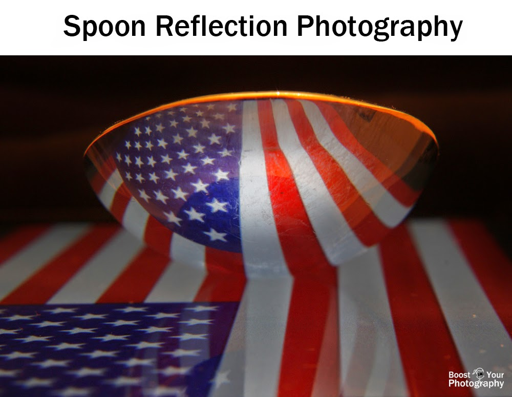 Spoon Reflection Photography | Boost Your Photography