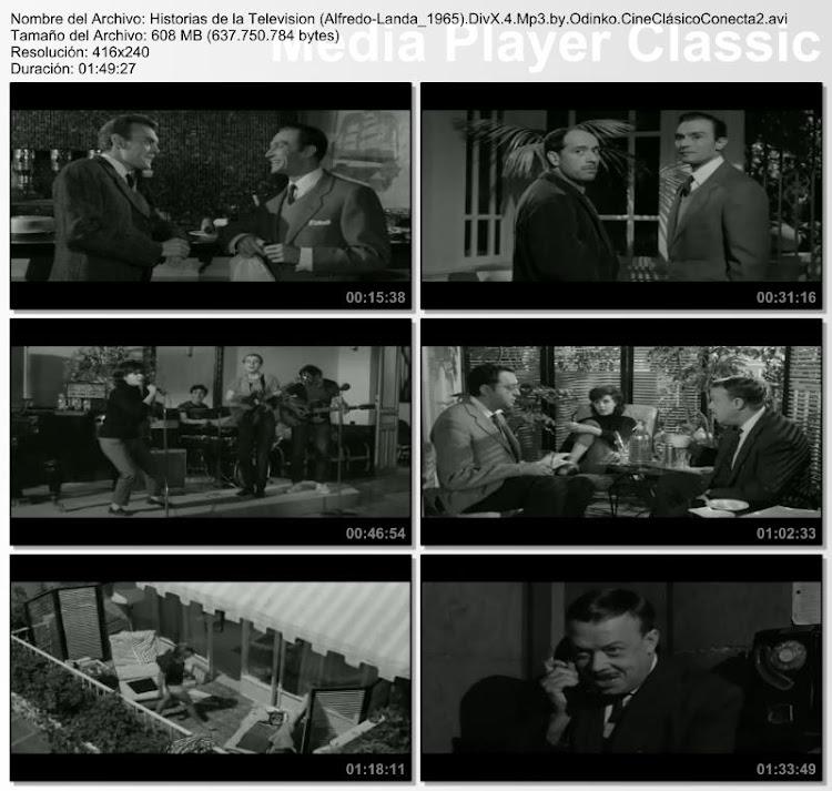 Historias de la televisión | 1965 | Capturas de pantalla