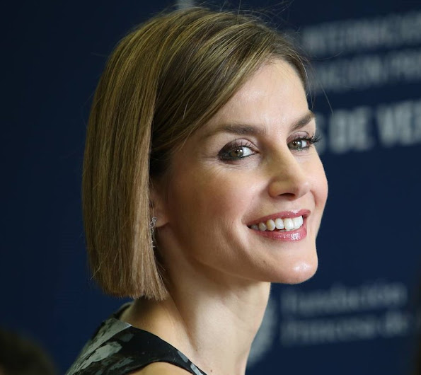 Queen Letizia of Spain inaugurates the summer courses of 'International School of Music' of Princesa de Asturias Foundation