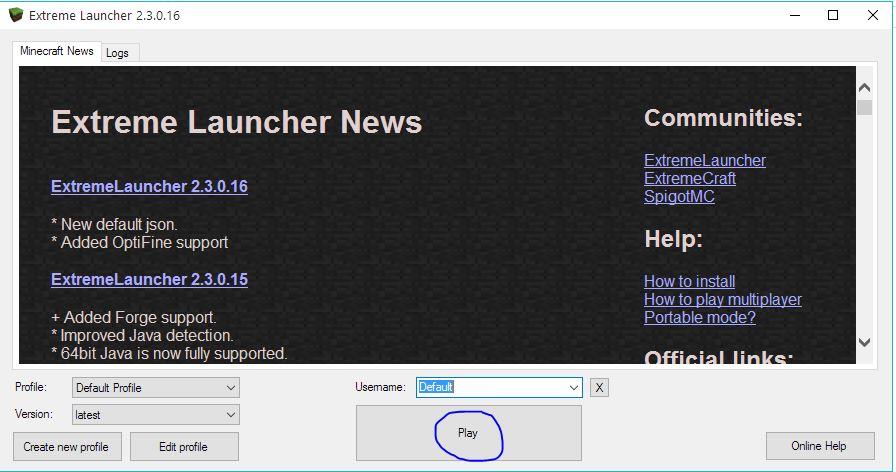 minecraft 1.7 4 download team extreme