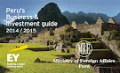 Peru business & investment Guide