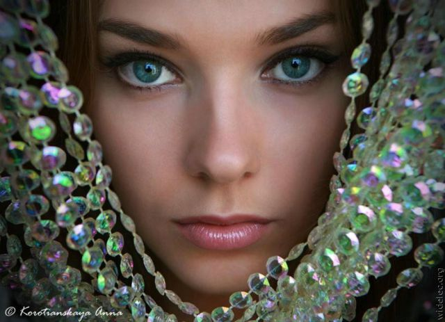 Hermosos Rostros de Mujeres