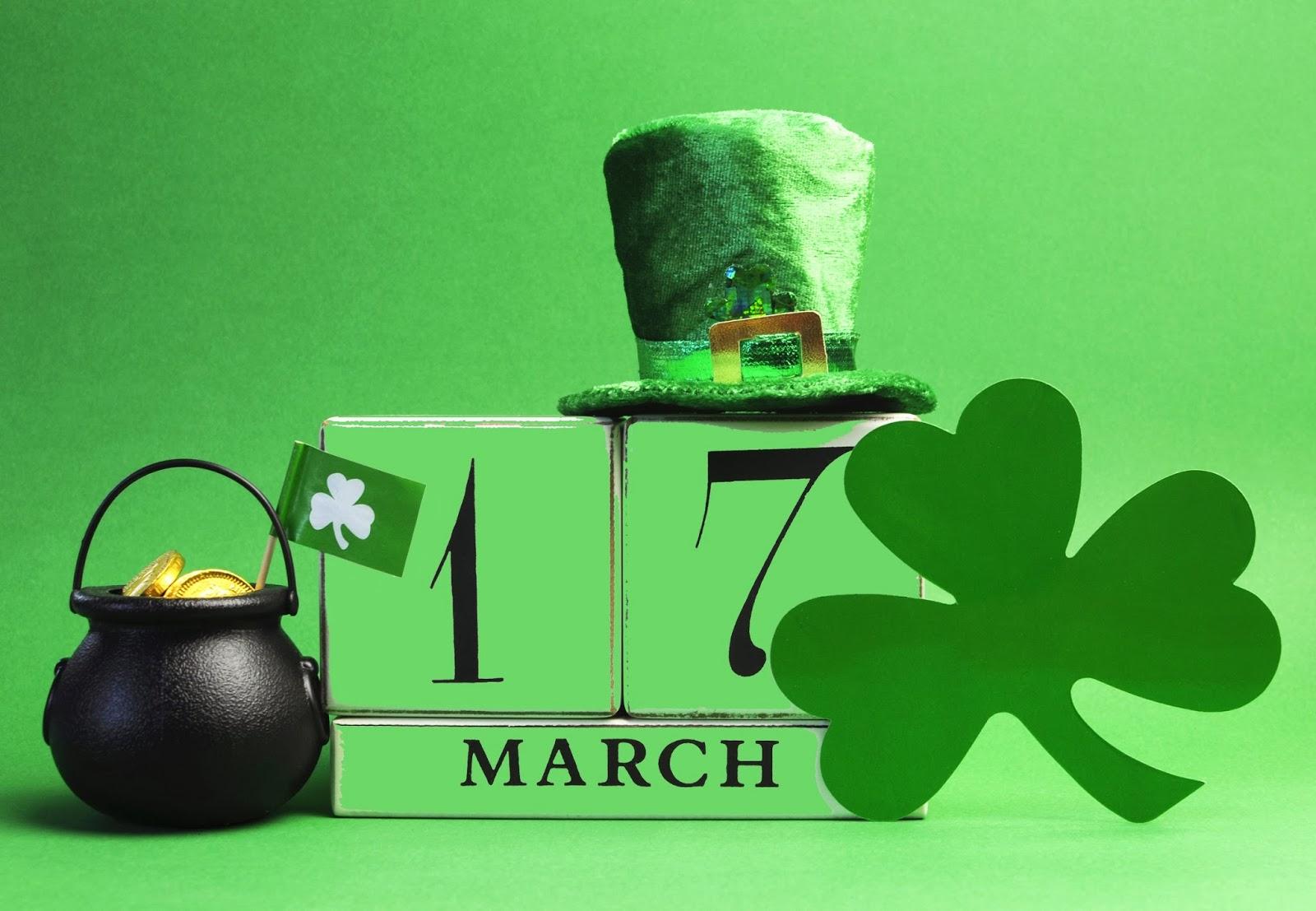 Saint Patrick's Day 2014