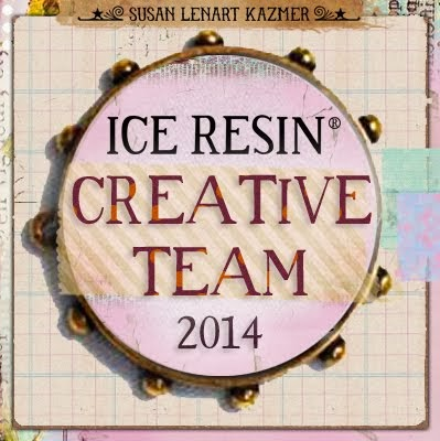 Ice Resin International design team 2014