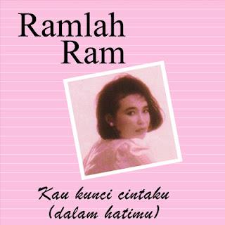 Ramlah Ram - Kau Kunci Cintaku Dalam Hatimu (1988)