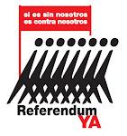 ¡Referéndum vinculante YA!
