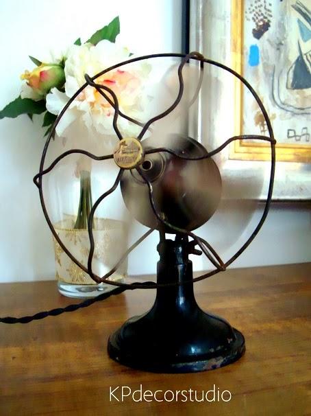 Comprar ventiladores antiguos que funcionan. Funcionando. Restaurados