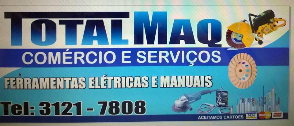 Totalmaq a mais nova Loja de ferramentas elétricas e manuais de Lauro de Freitas.