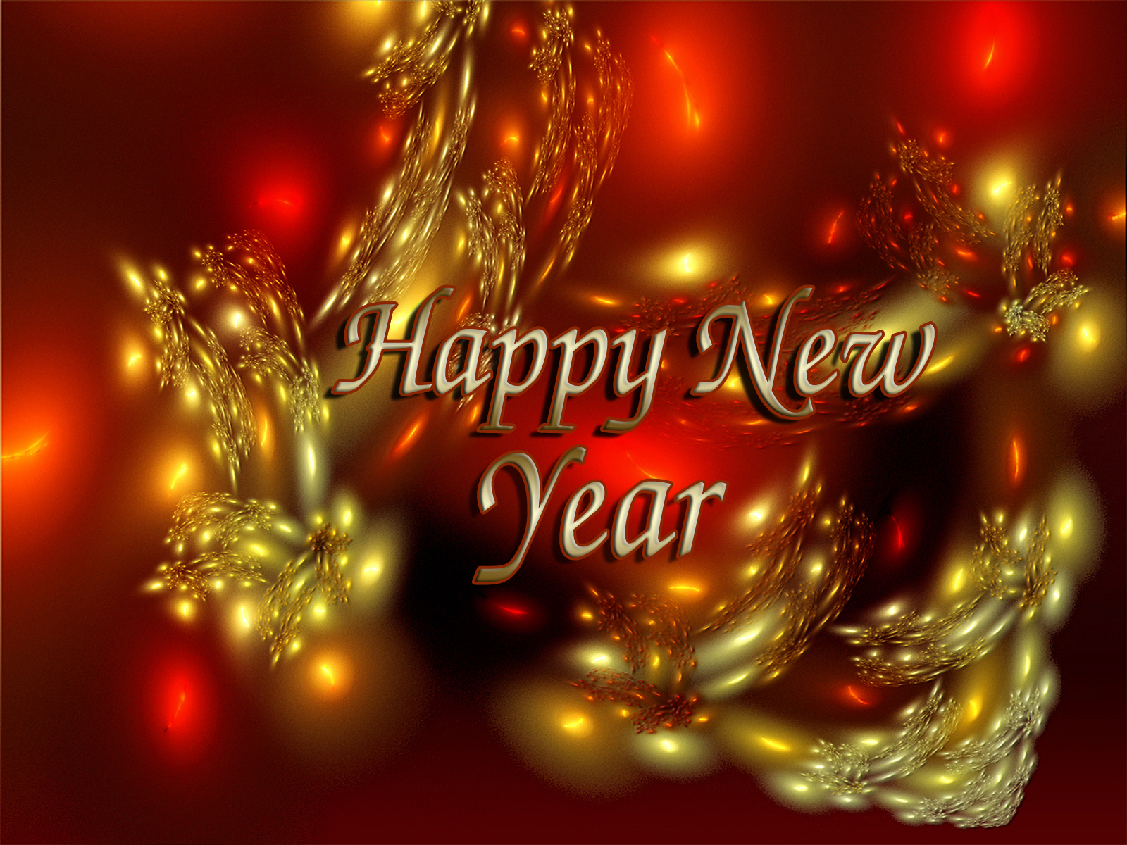 Wallpaper of Happy New Year ,Animated Cards of Wishing Year 2012