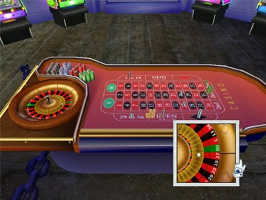 casino games wii